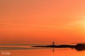 Lake Nipissing Sunset